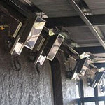Radiant Gas Heaters
