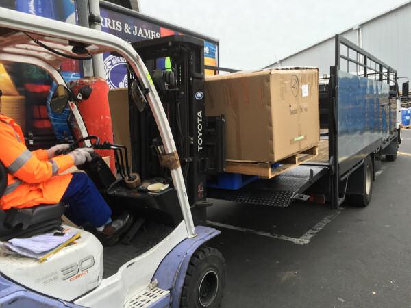 Heatmax heater shipment