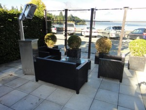 Heatmax Radiant Gas Patio Heater
